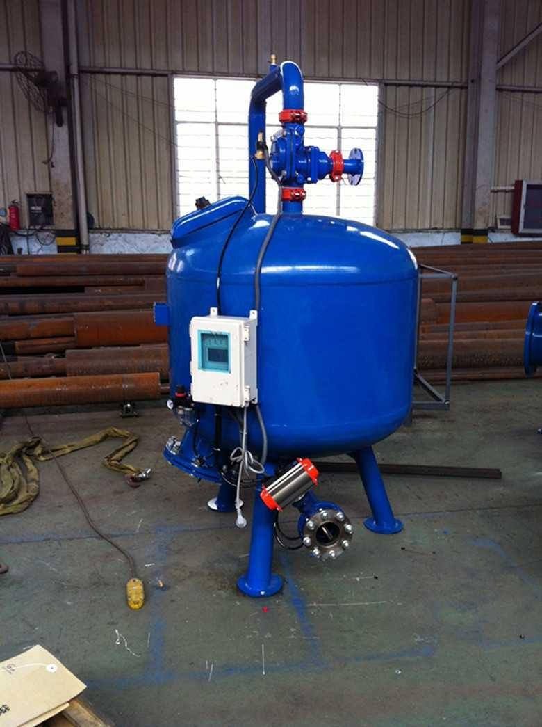 循环冷却水电解(离)处理系统
