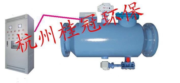 动态离子群水处理机组