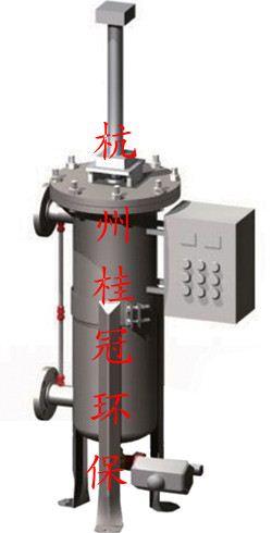 ICG全自动圆盘式自清洗过滤器