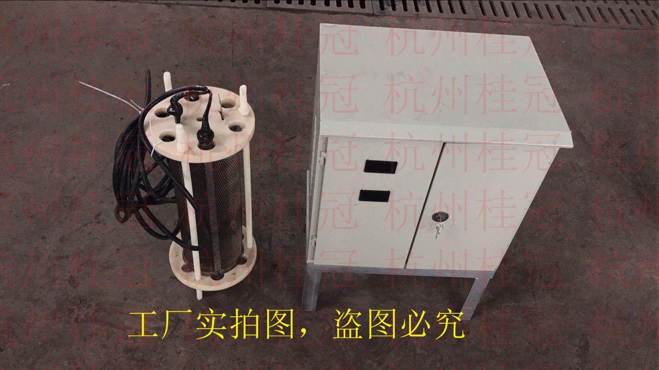 冷却塔吸垢器