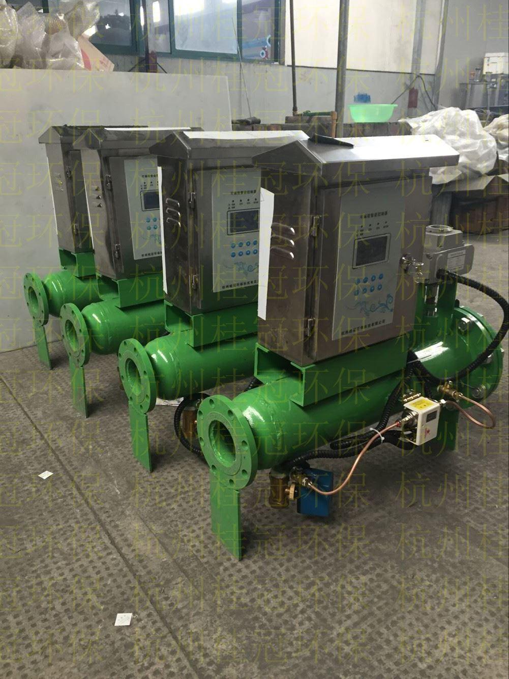全自动反冲洗排污过滤器