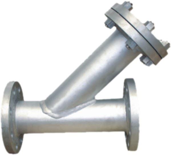 焊制Y型过滤器(SRY)