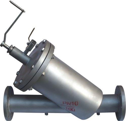手摇刷式过滤器(SLVY型)