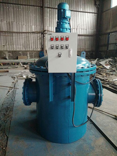 直通式自动滤水器