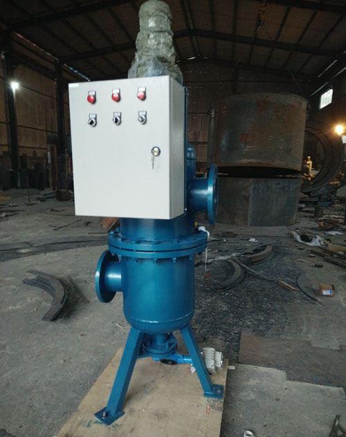 高压滤水器