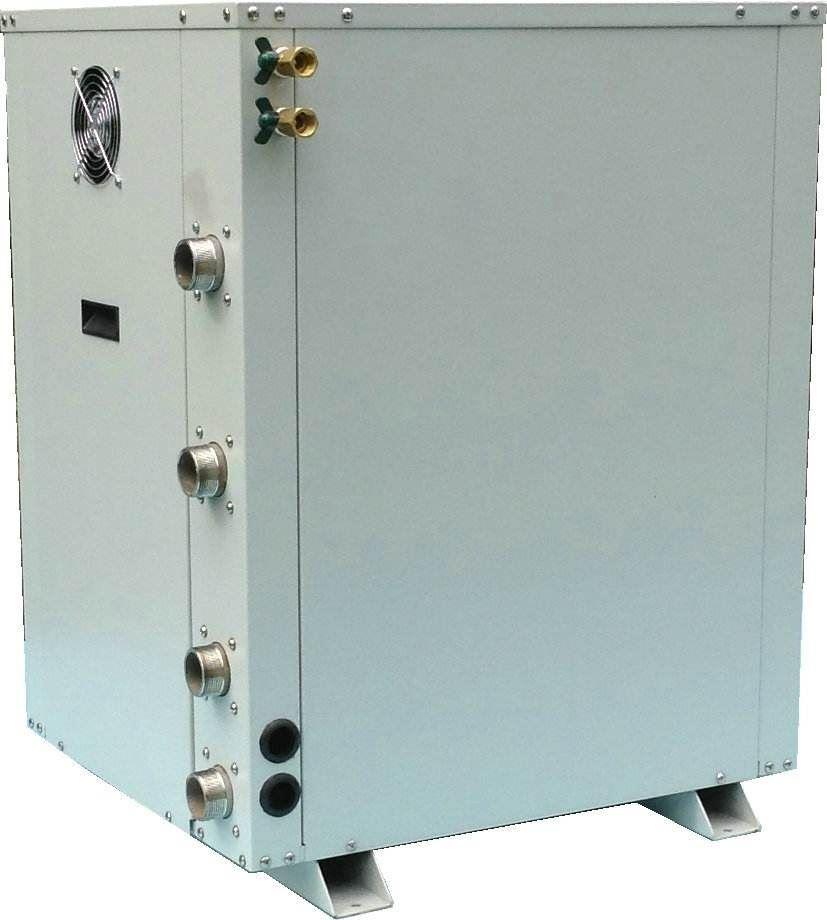中央空调(地源热泵)水力模块